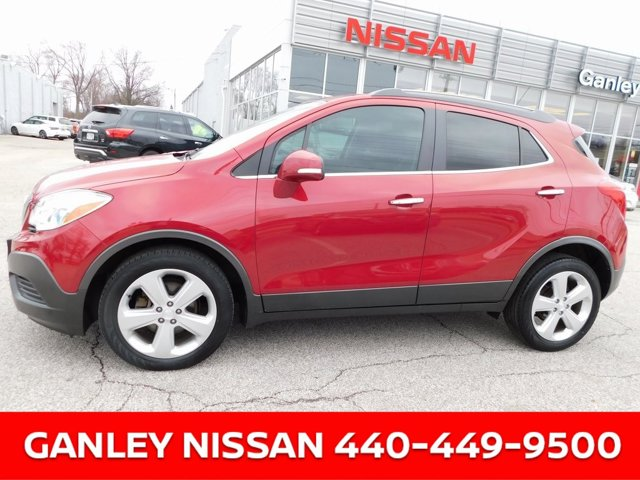 Used 2016 Buick Encore in Mayfield Heights, OH