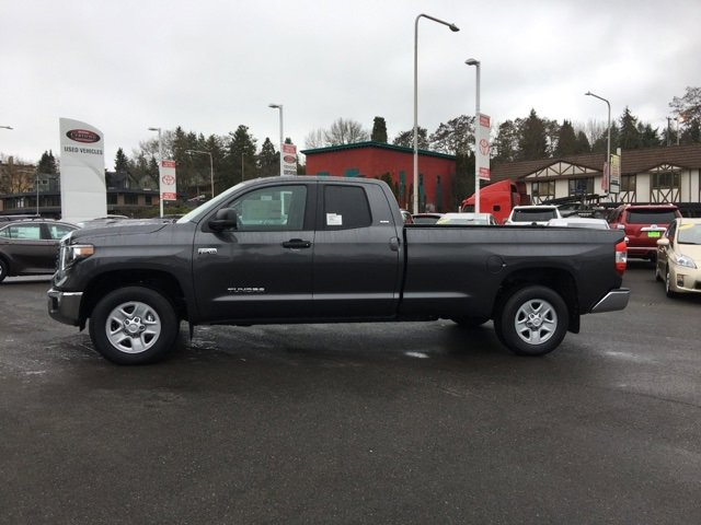 New 2020 Toyota Tundra 4WD SR5 Double Cab 8.1' Bed 5.7L
