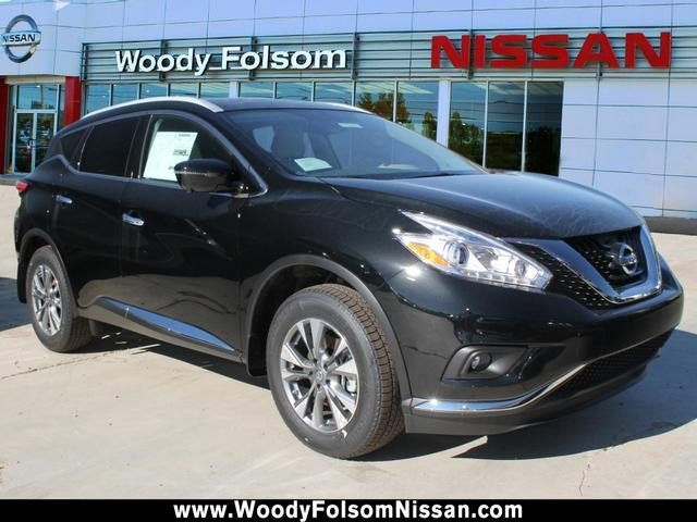 New 2017 Nissan Murano in Vidalia, GA