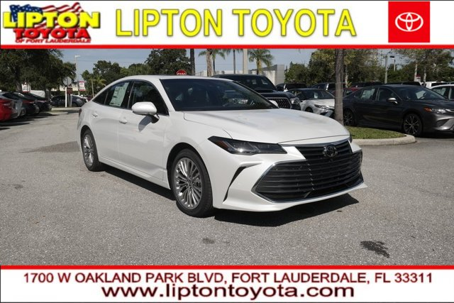 New 2020 Toyota Avalon in Ft. Lauderdale, FL