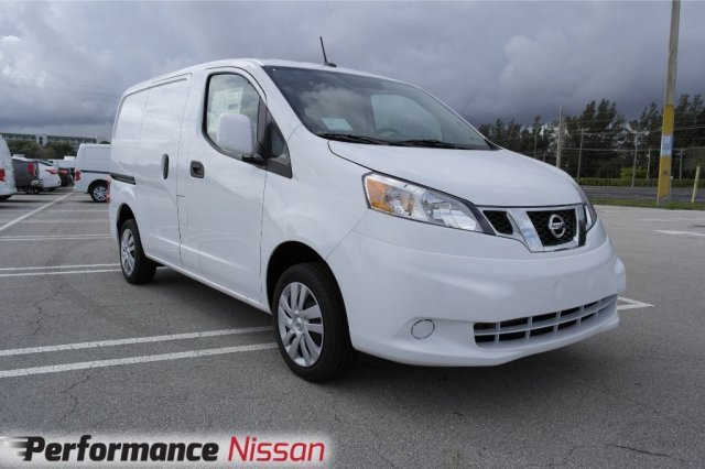 New 2019 Nissan NV200 in Pompano Beach, FL