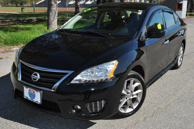 Pre-Owned 2014 Nissan Sentra SR