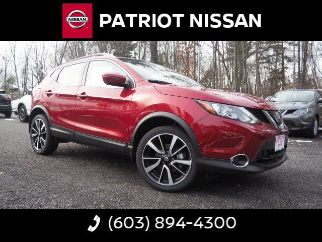 New 2019 Nissan Rogue Sport in Salem, NH