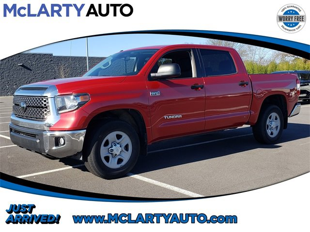 Used 2018 Toyota Tundra in Little Rock, AR