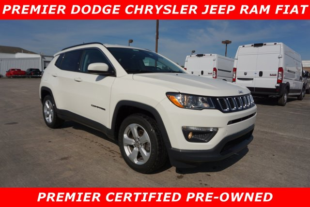 Used 2018 Jeep Compass in New Orleans, LA