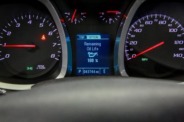 2016 Chevrolet Equinox for sale 121670 15