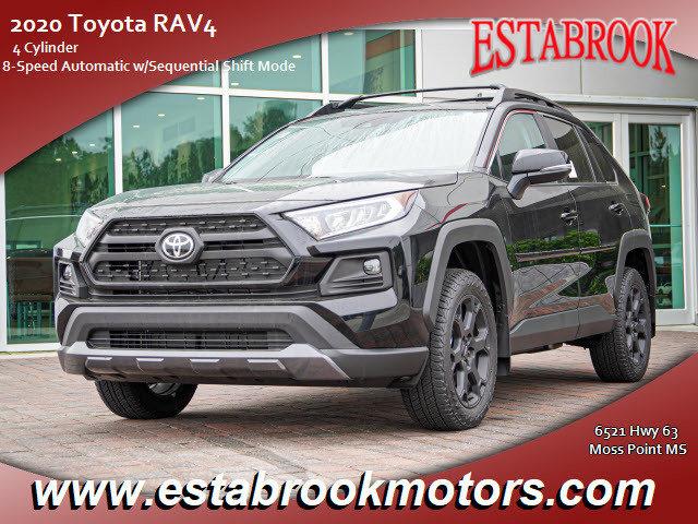 New 2020 Toyota RAV4 in Moss Point, MS