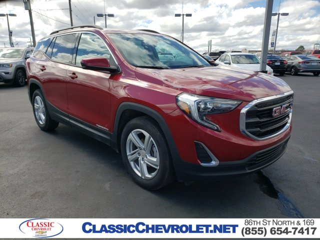 Used 2018 GMC Terrain in Owasso, OK
