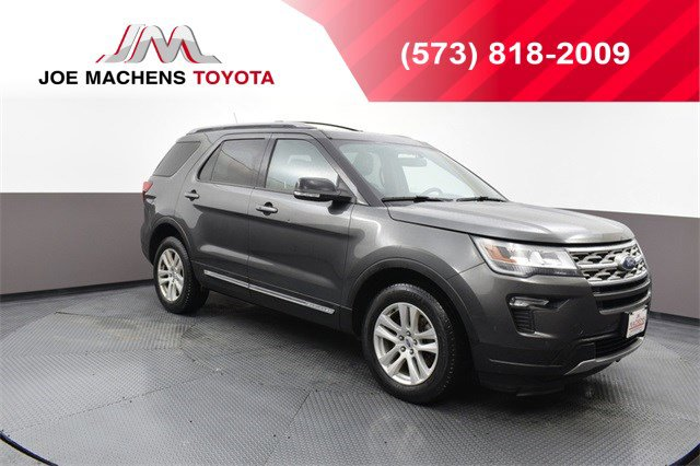 Used 2018 Ford Explorer in Columbia, MO