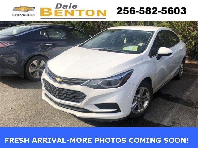 Used 2016 Chevrolet Cruze in Guntersville, AL
