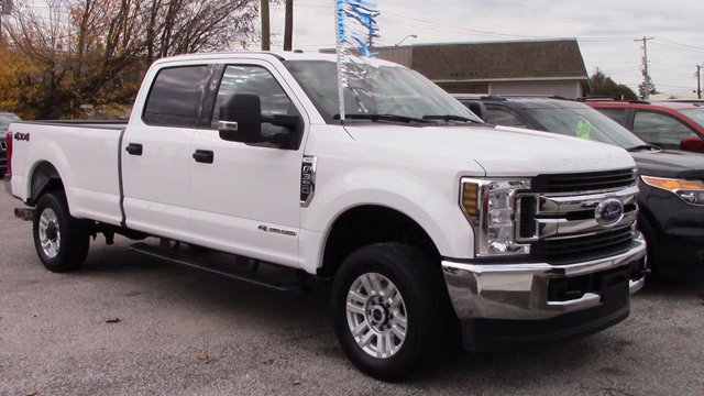 Used 2019 Ford Super Duty F-350 SRW in Bloomington, IN