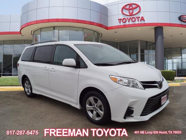 Used 2020 Toyota Sienna in Hurst, TX