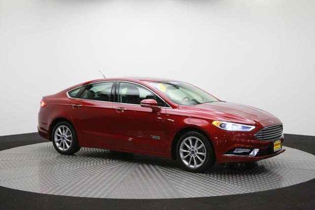 2017 Ford Fusion Energi for sale 122753 43
