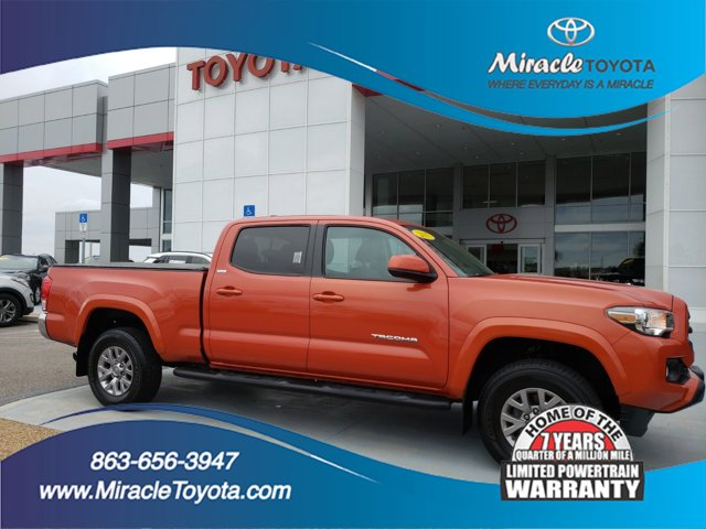 Used 2016 Toyota Tacoma in Haines City, FL