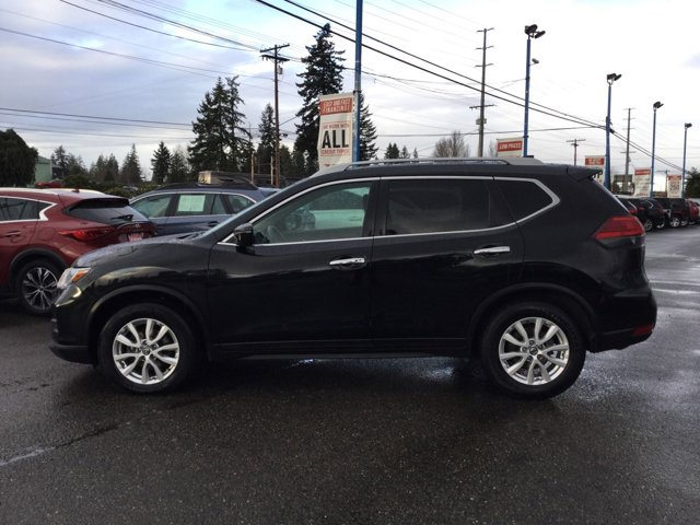 Used 2017 Nissan Rogue FWD SV