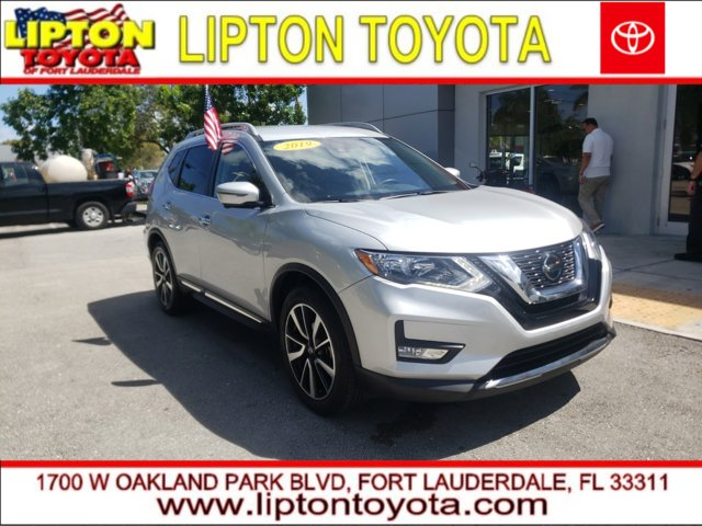 Used 2019 Nissan Rogue in Ft. Lauderdale, FL