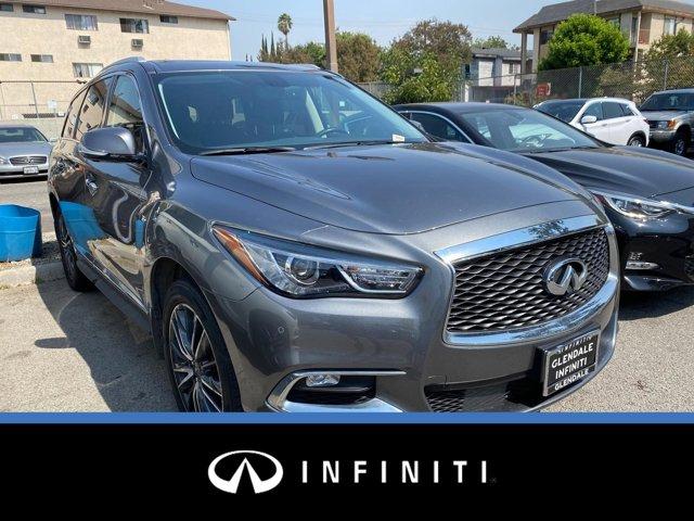 2018 INFINITI QX60 Base FWD Premium Unleaded V-6 3.5 L/213 [16]