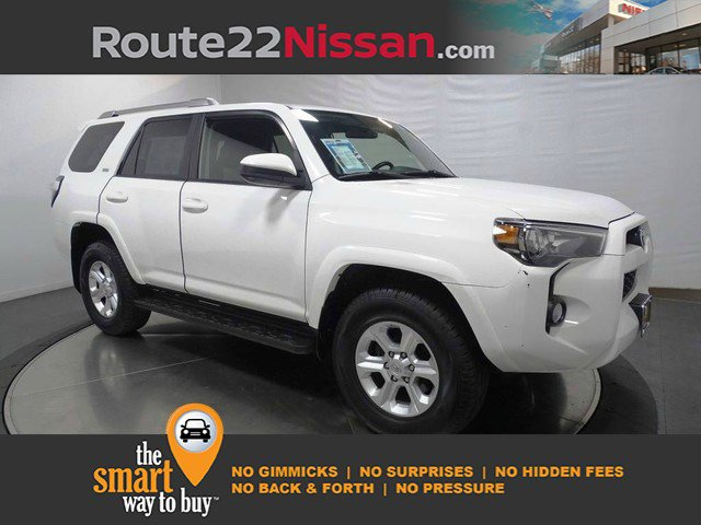 2017 Toyota 4Runner SR5 SR5 4WD Regular Unleaded V-6 4.0 L/241 [1]