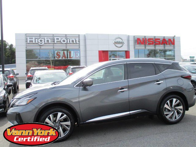 New 2020 Nissan Murano in High Point, NC