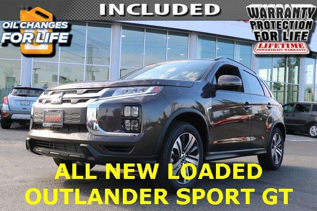 New 2020 Mitsubishi Outlander Sport in Sumner, WA
