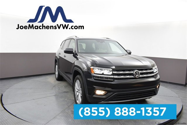 New 2019 Volkswagen Atlas in Columbia, MO