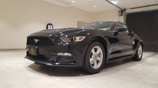 nuevo 2017 Ford Mustang