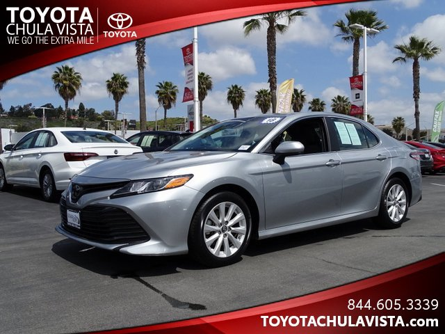 Used 2018 Toyota Camry in Chula Vista, CA