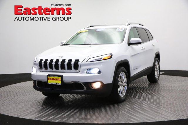 2017 Jeep Cherokee for sale 124861 0