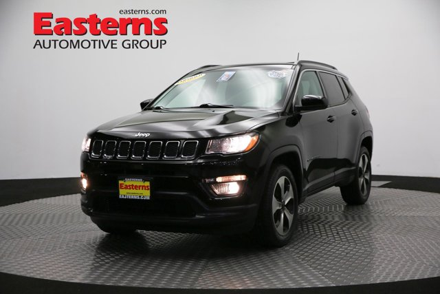 2017 Jeep Compass Latitude Sport Utility