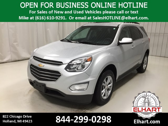 Used 2017 Chevrolet Equinox in Holland, MI