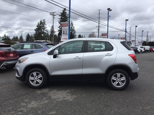 Used 2017 Chevrolet Trax AWD 4dr LS