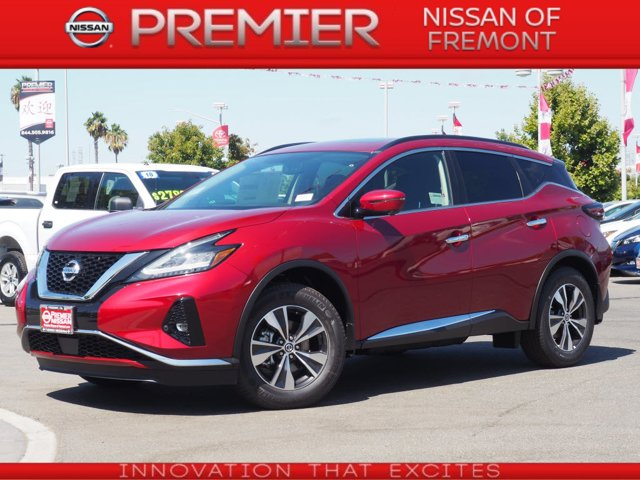 New 2019 Nissan Murano in FREMONT, CA