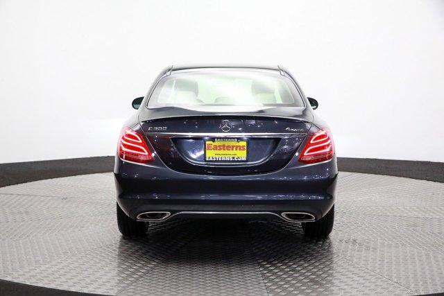 2016 Mercedes-Benz C-Class for sale 123147 5