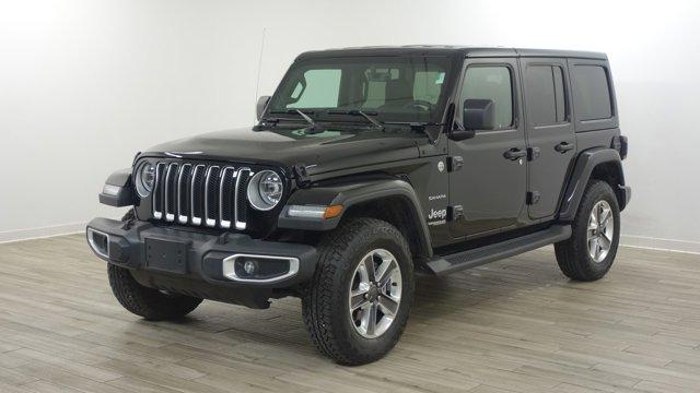 Used 2019 Jeep Wrangler Unlimited in O'Fallon, MO