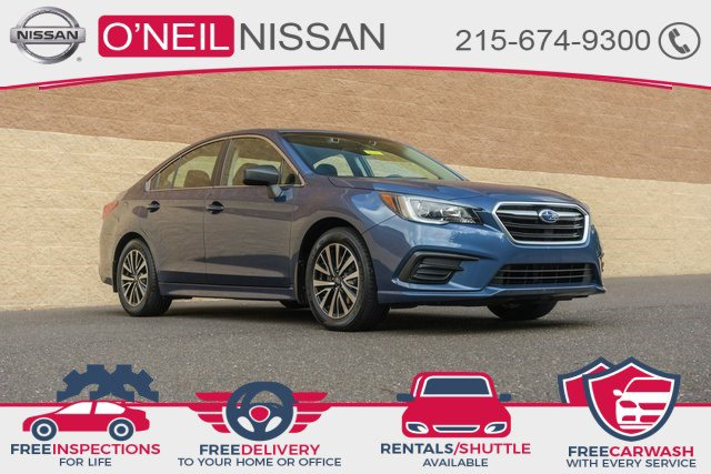 2019 Subaru Legacy 2.5i 2.5i Regular Unleaded H-4 2.5 L/152 [16]