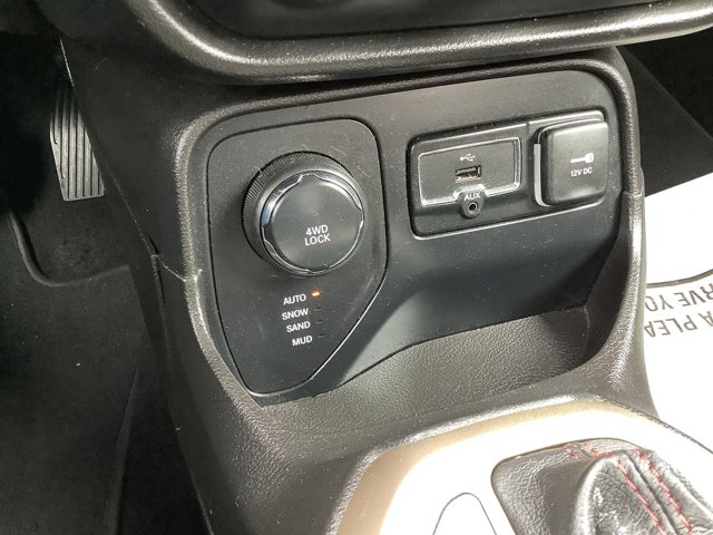 Used 2017 Jeep Renegade Sport 4x4