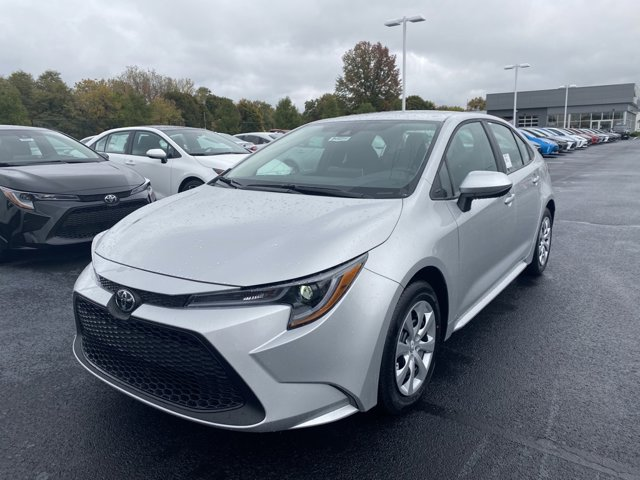 New 2021 Toyota Corolla in Akron, OH
