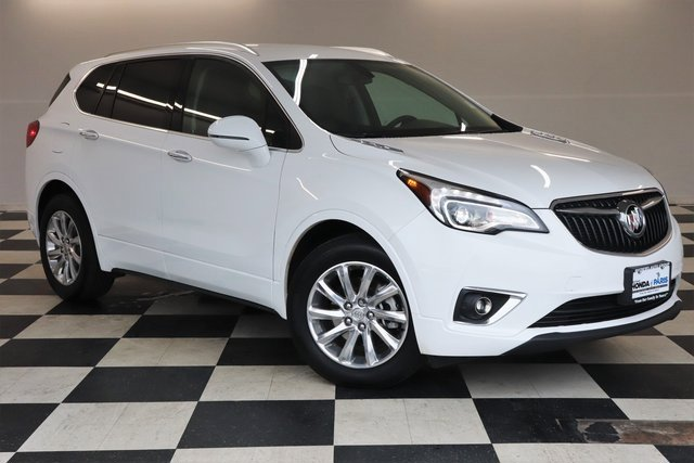 Used 2019 Buick Envision in Paris, TX