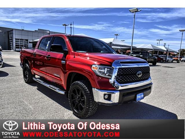 Used 2018 Toyota Tundra in Odessa, TX