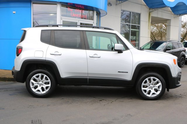 Used 2016 Jeep Renegade 4WD 4dr Latitude