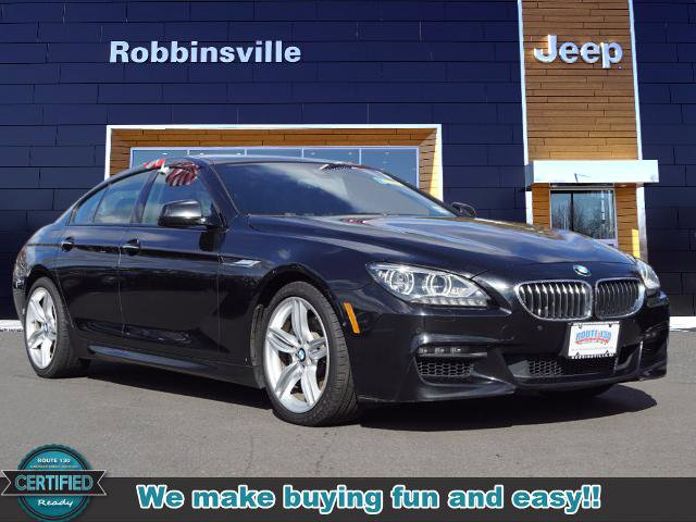 Used 2015 BMW 6 Series in Little Falls, NJ