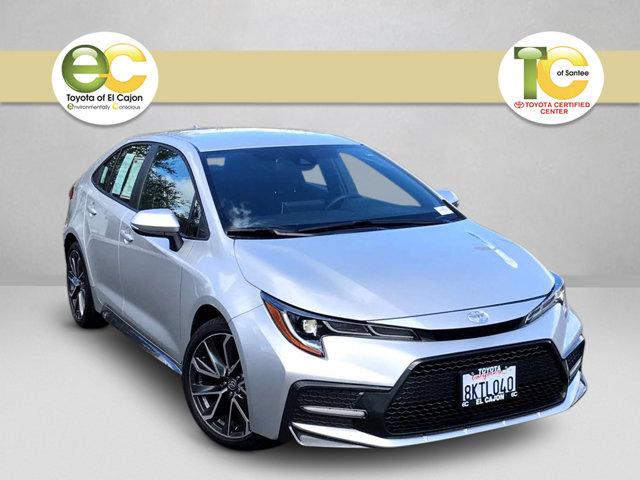 Used 2020 Toyota Corolla in Santee, CA