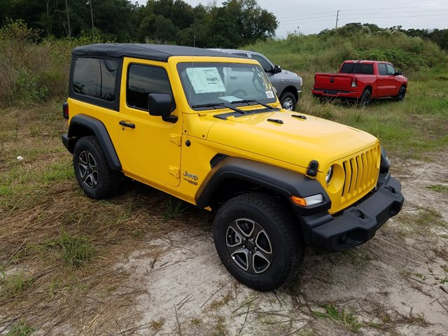 New 2020 Jeep Wrangler in Lakeland, FL