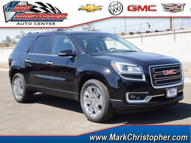 New 2017 GMC Acadia Limited in Ontario, CA