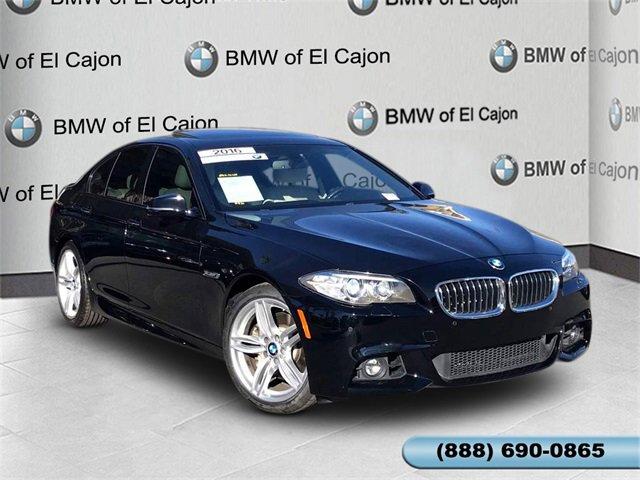 2016 BMW 5 Series 535i