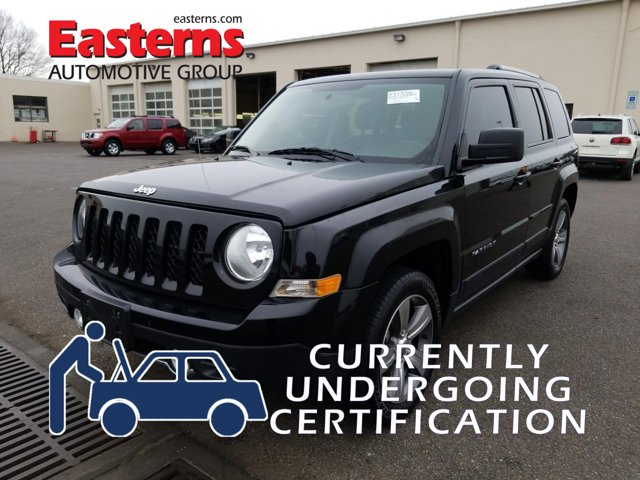 2017 Jeep Patriot High Altitude Sport Utility