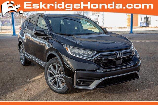 New 2020 Honda CR-V in Oklahoma City, OK