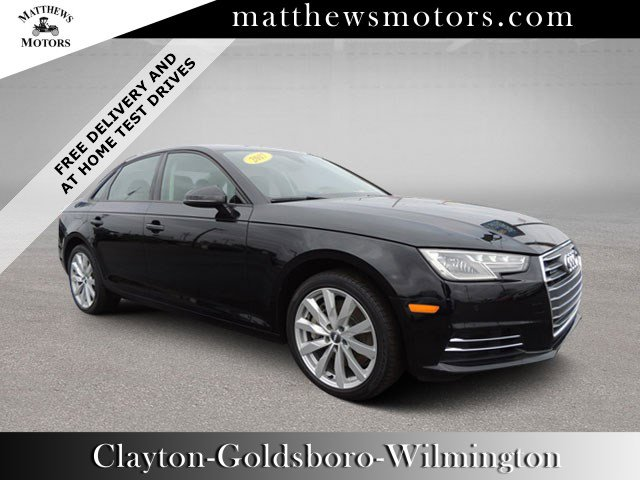 Used 2017 Audi A4 2.0T in , NC