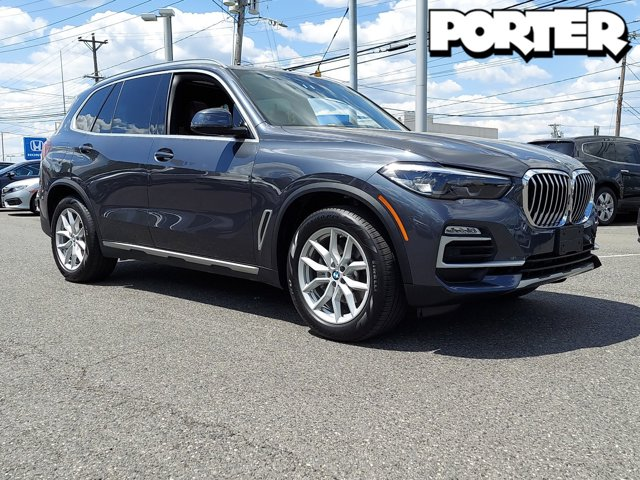 2019 BMW X5 xDrive40i xDrive40i Sports Activity Vehicle Intercooled Turbo Premium Unleaded I-6 3.0 L/183 [5]