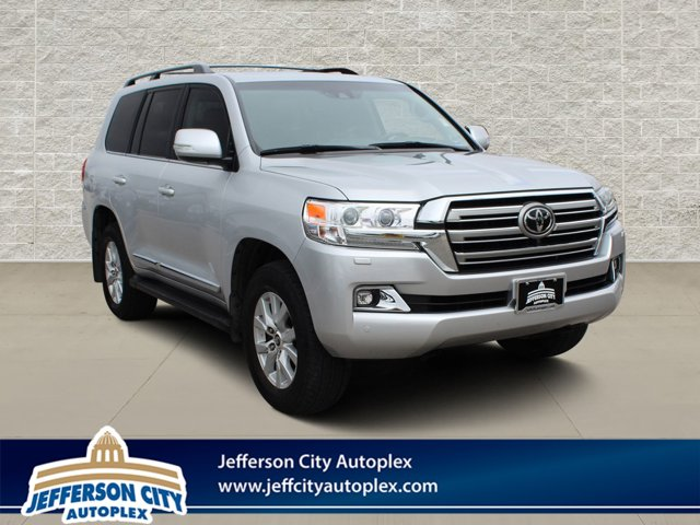 Used 2017 Toyota Land Cruiser in Jefferson City, MO